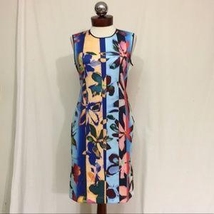Clover Canyon Dresses - New Dream Daily CLOVER CANYON scuba bodycon Dress